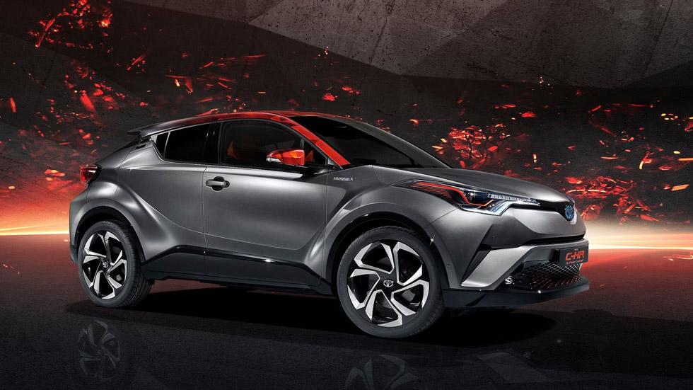 Toyota C-HR Hy Power: más fuerza y dinamismo para el SUV híbrido