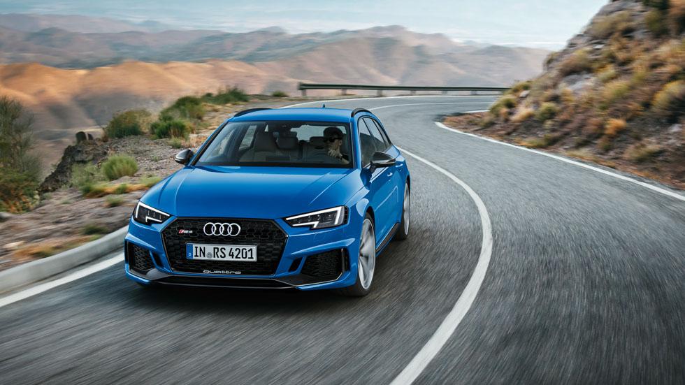Audi RS 4 Avant 2018: para las familias más deportivas