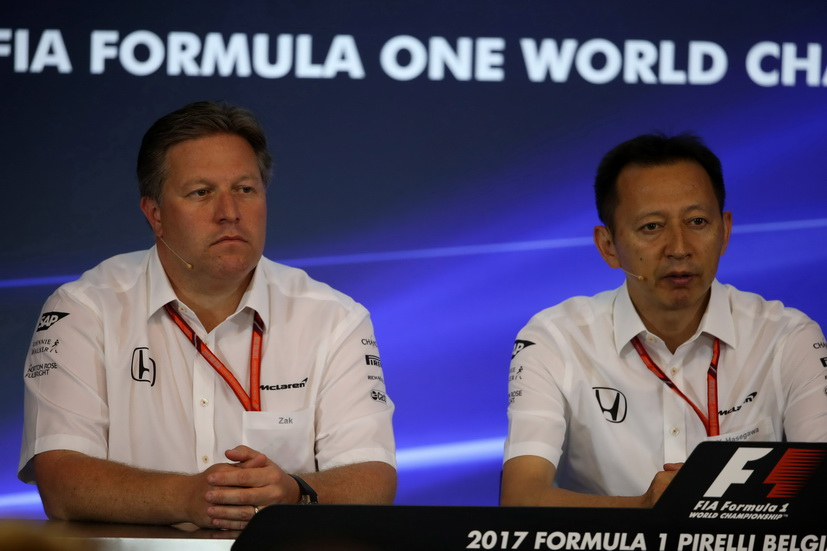McLaren y Honda han roto