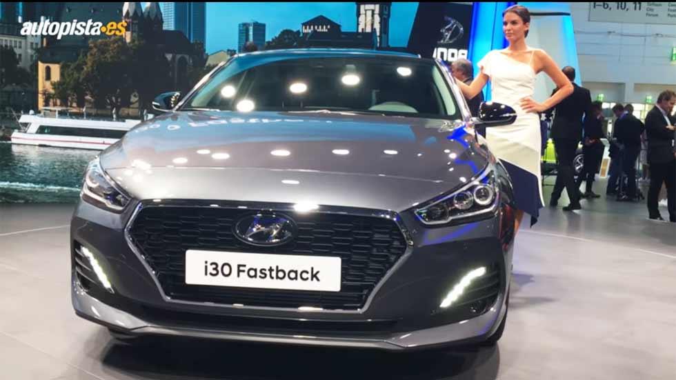 Hyundai i30 Fastback, un coche con estilo y mucha personalidad (VÍDEO)