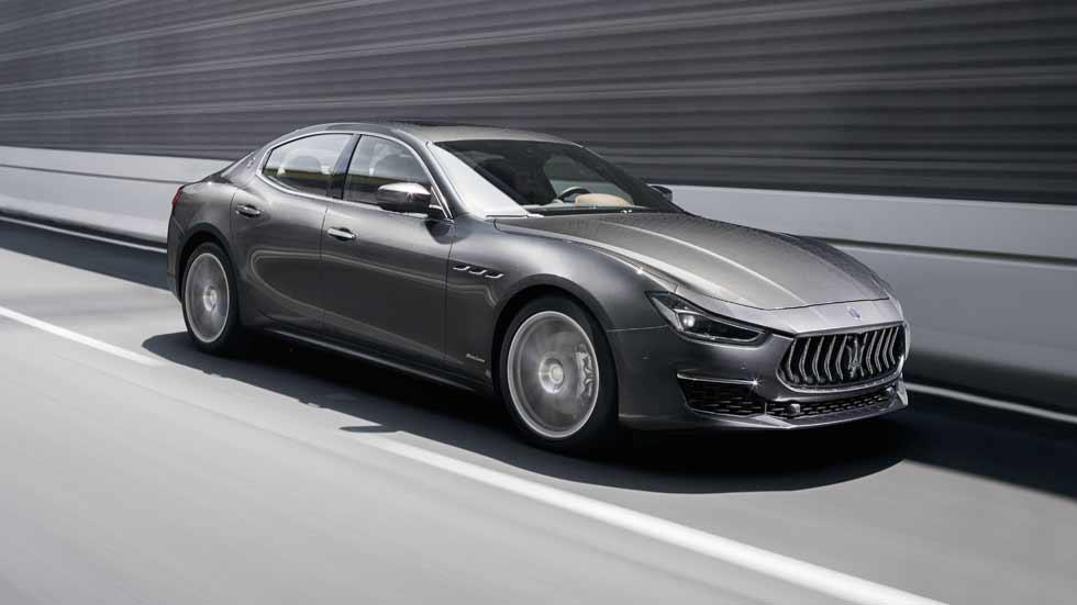 Maserati Ghibli 2018: con nuevas versiones GrandLusso y GrandSport