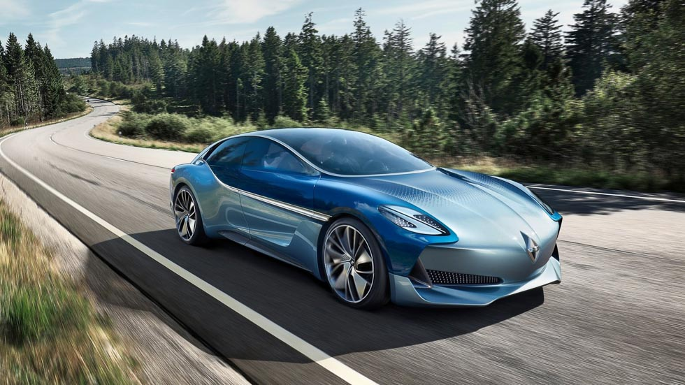 Borgward Isabella Concept: un futurista coupé con mucho pasado