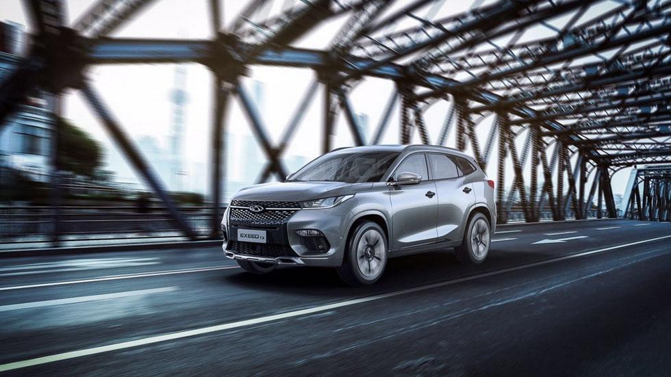 Chery Exeed TX PHEV: este SUV chino SÍ que se venderá en Europa