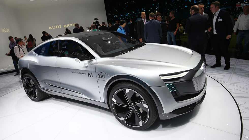 Audi Elaine Concept: ¿el SUV definitivo del futuro?