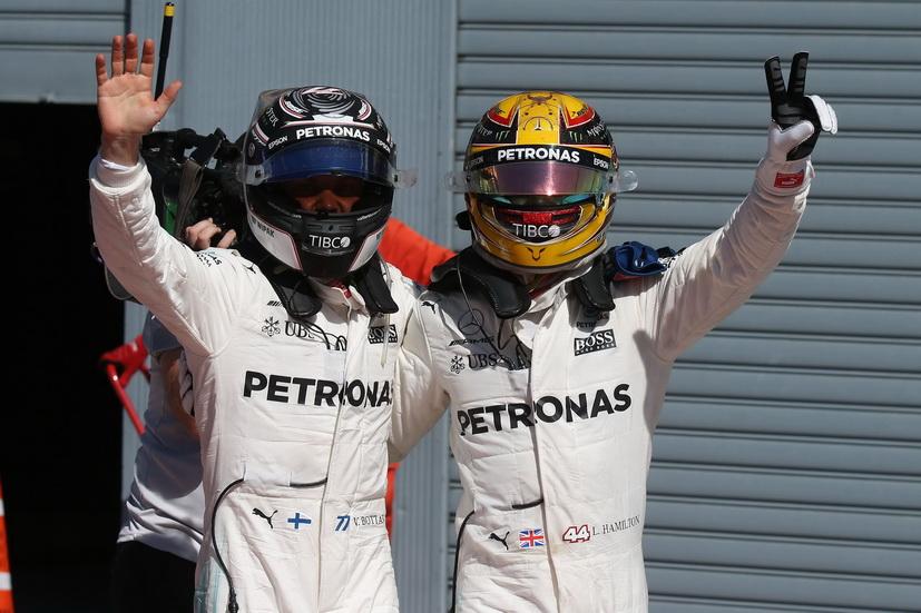 GP de Singapur: Bottas renovado en Mercedes un año más