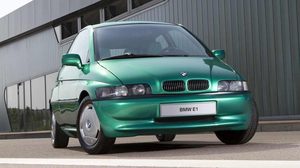 BMW E1: ¿así han sido los coches eléctricos 26 años después?