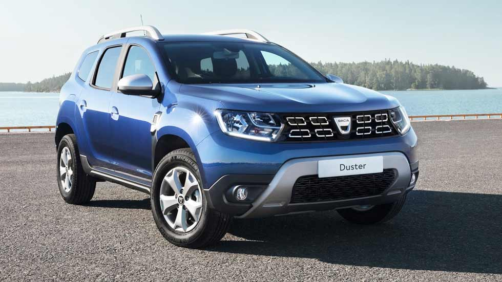dacia duster 2018 todas las claves del nuevo suv v deo y fotos. Black Bedroom Furniture Sets. Home Design Ideas