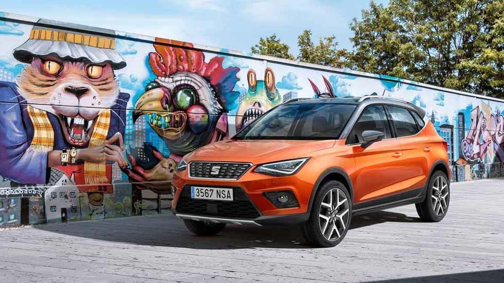 Seat Arona: todos los precios para España del nuevo SUV