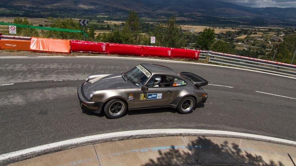 Los Clásicos vuelven a los Pirineos: Rally Comtat de Cerdanya