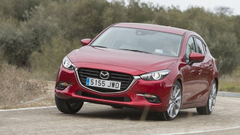 Mazda 3 Skyactiv-G 120 CV: opiniones y consumo real
