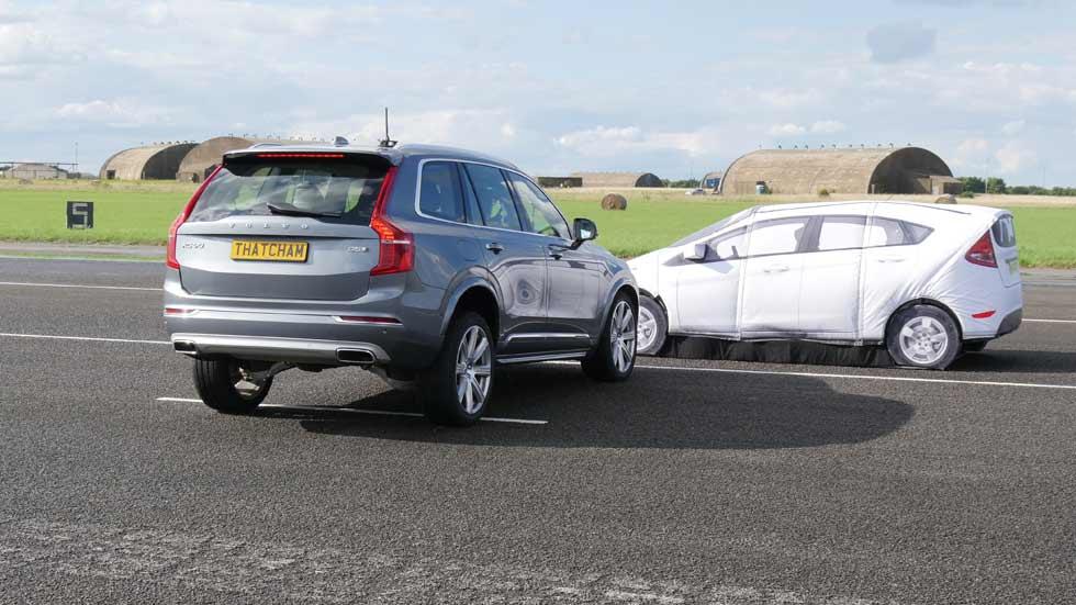 Así serán los nuevos test de choque de Euro NCAP