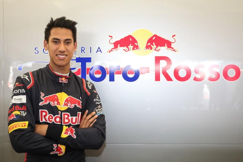 GP de Singapur: Sainz sustituido por Sean Gelael