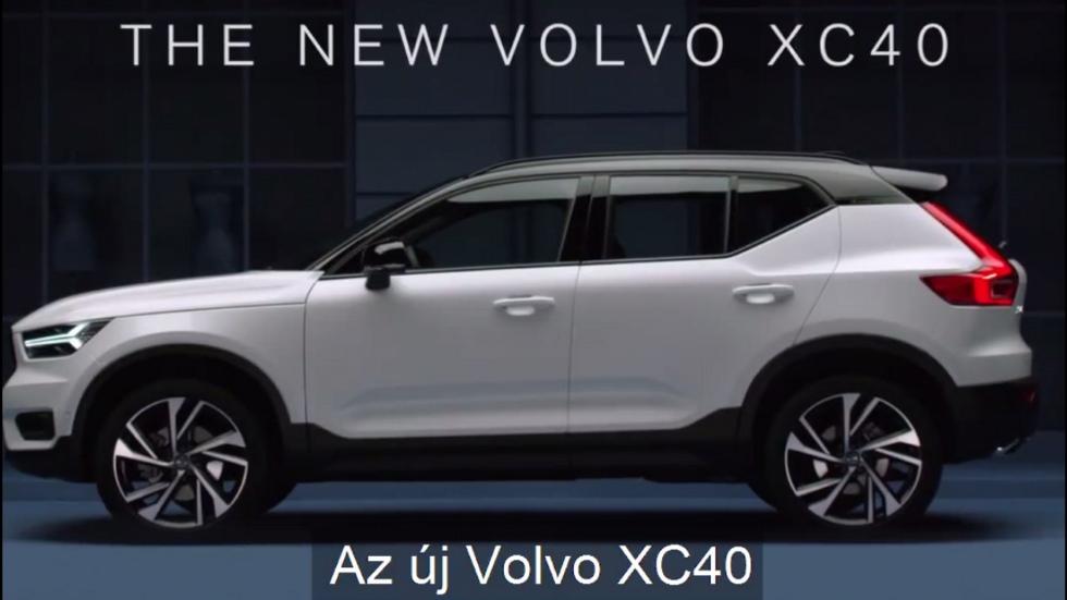 Así es el Volvo XC40: el nuevo SUV ¡desvelado por error!