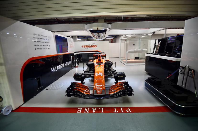 Oficial: McLaren con Renault desde 2018 a 2020