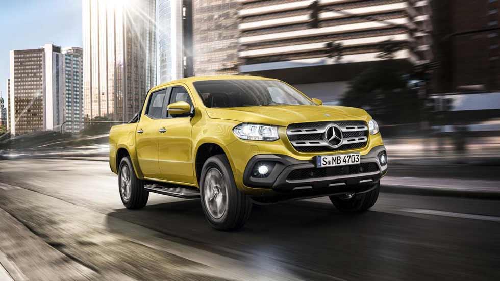 Mercedes Clase X, ya a la venta en España (precios)