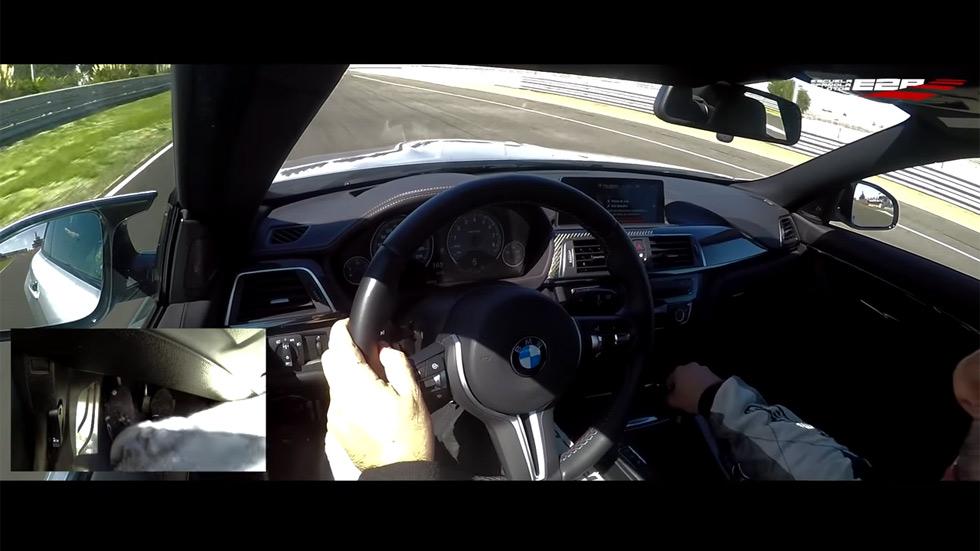 Trucos de conducción deportiva: punta-tacón (vídeo)