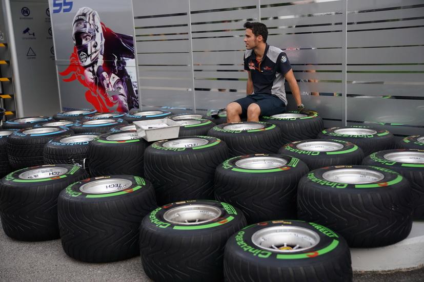 GP de Singapur: los neumáticos para la carrera