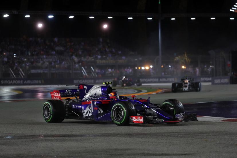 GP de Singapur: ¡cuarta posición para Carlos Sainz!