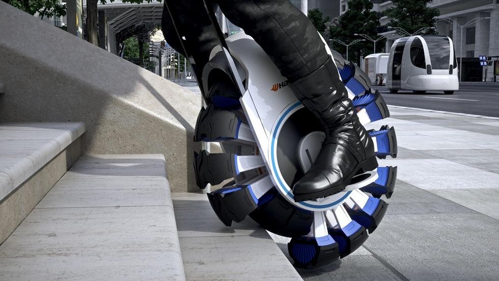 ¡Impresionantes! Así podrían ser los neumáticos del futuro