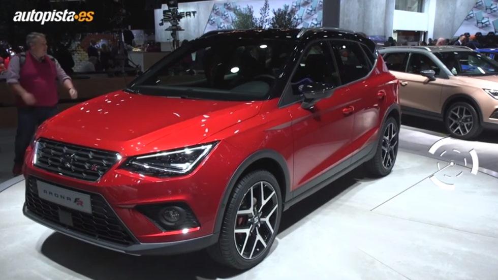 VÍDEO: así es el nuevo SUV Seat Arona