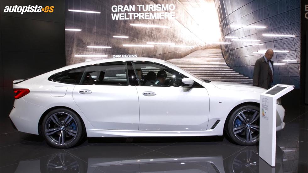 BMW Serie 6 GT: las claves del nuevo Gran Turismo, en VÍDEO