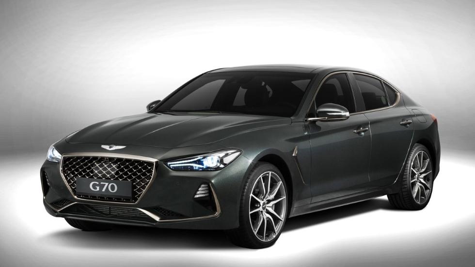 Nuevo Hyundai Genesis G70: alternativa al BMW Serie 3