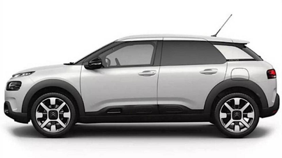 Así será el Citroën C4 Cactus 2018: sin airbumps… y sin C4