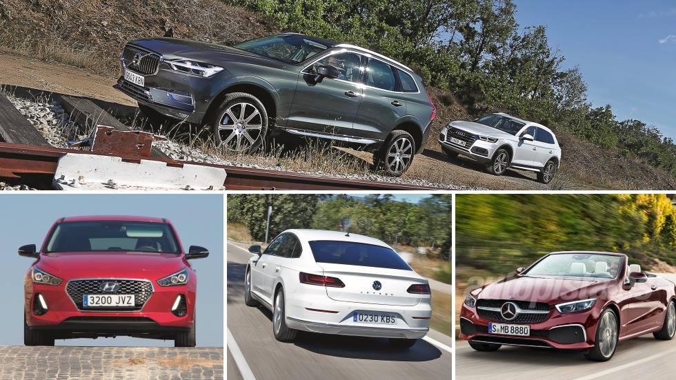 Revista Autopista 3022: los mejores SUV premium