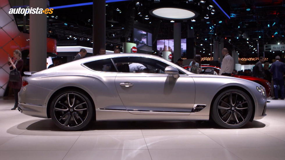 VÍDEO: Bentley Continental GT, todo lujo y exclusividad