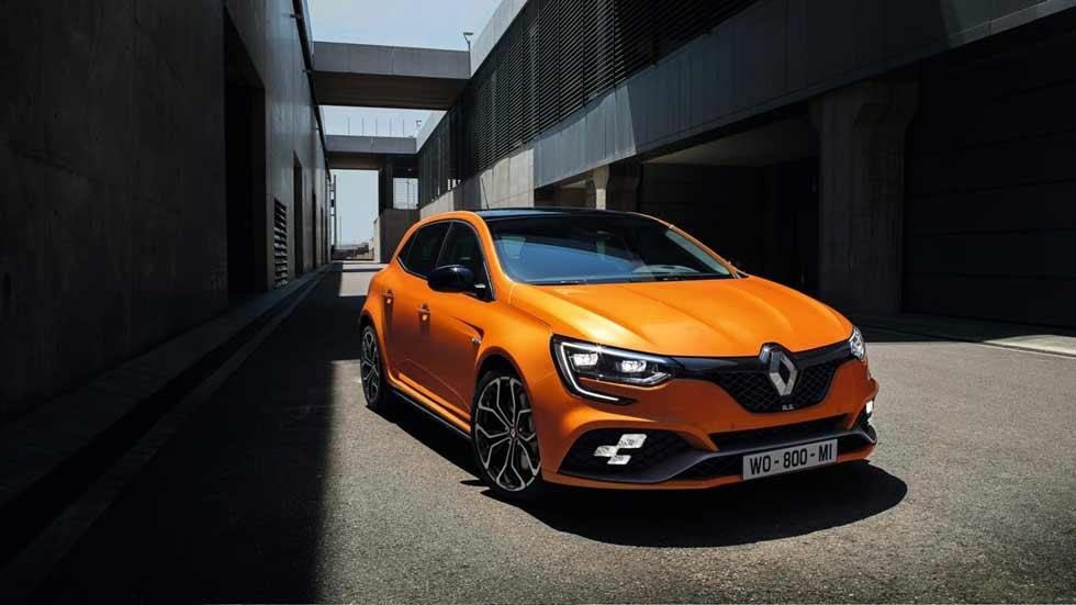 El próximo Renault Mégane R.S. podría ser eléctrico