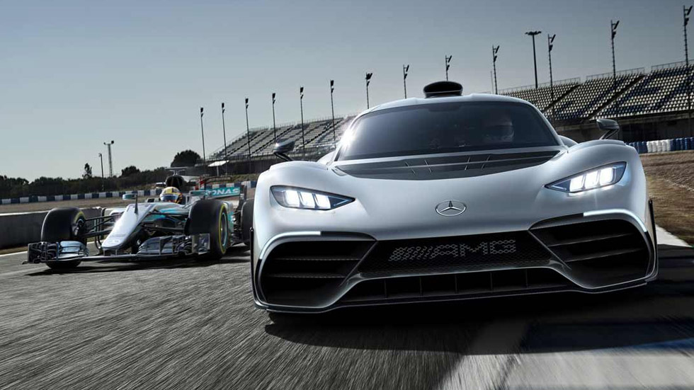 VÍDEO: Mercedes–AMG Project One, de la Fórmula 1 a la calle