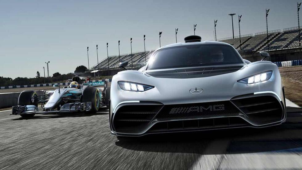 VÍDEO: Mercedes–AMG Project One, de la Fórmula 1 a la calle