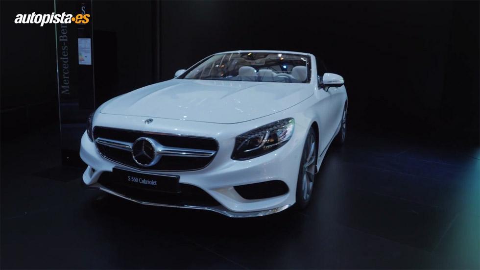 Mercedes Clase S Coupé y Cabrio: lujo a dos puertas (VÍDEO)