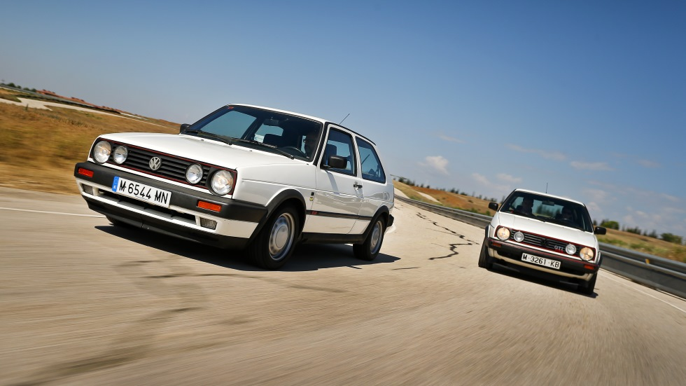 Coches para el recuerdo: VW Golf GTI - GTI 16v Mk2