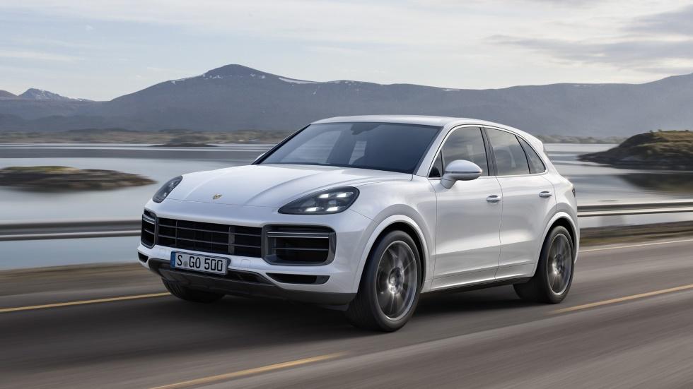 Porsche Cayenne 2018: el SUV más avanzado (todas sus tecnologías)
