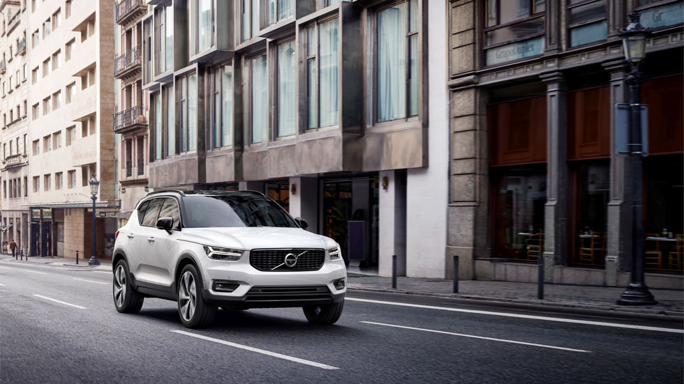 Volvo XC40: ¡el nuevo SUV que revolucionará el SUV!