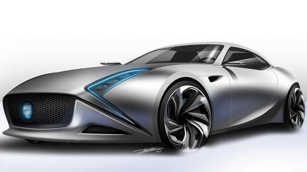 ¡Espectacular! Así podría ser el nuevo Jaguar F-Type