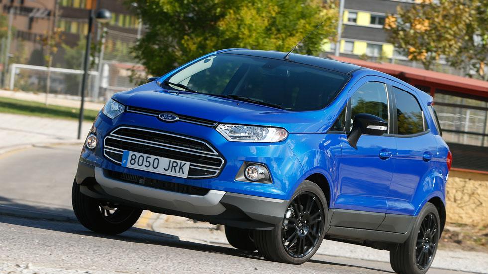 Precios para el nuevo Ford EcoSport: desde 18.020 euros