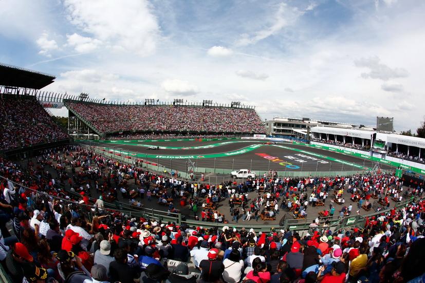 GP de México: el circuito está listo para acoger el Gran Premio