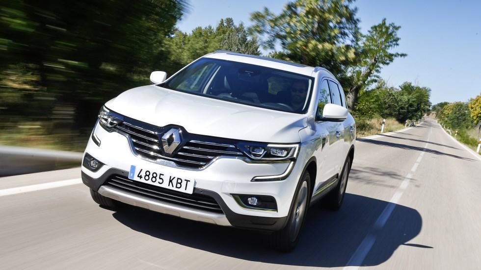Renault Koleos: superprueba al nuevo SUV con todas las mediciones