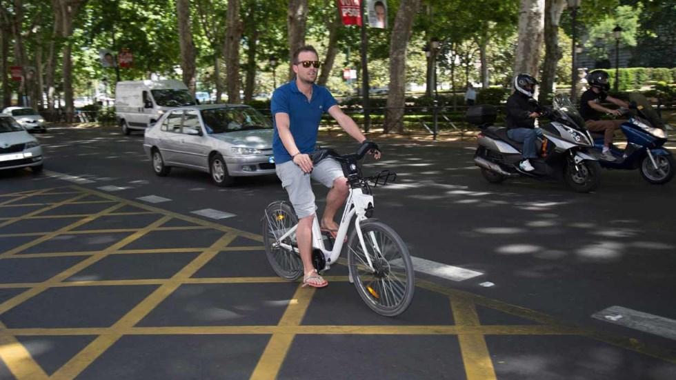 Día Mundial sin coches: todo sobre las bicis eléctricas