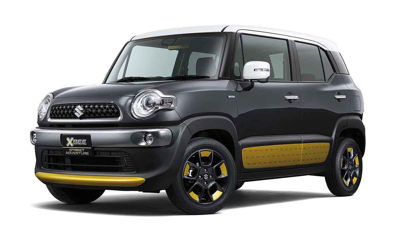Los coches que Suzuki presentará en el Salón de Tokio