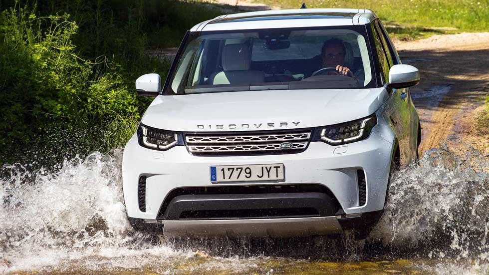 Road Rover: ¿la nueva familia SUV de Land Rover?