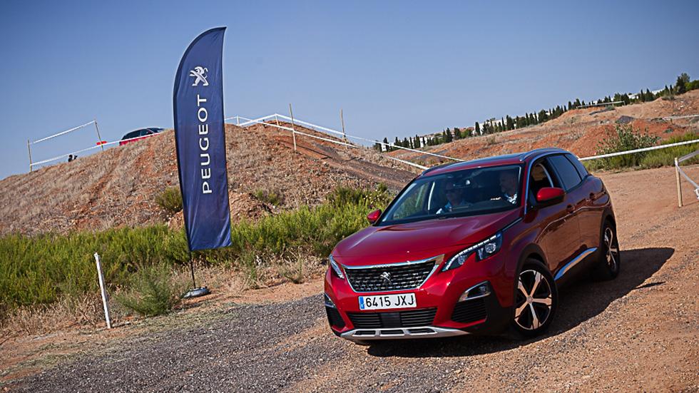 Éxito de afluencia en el Peugeot Experience de Madrid