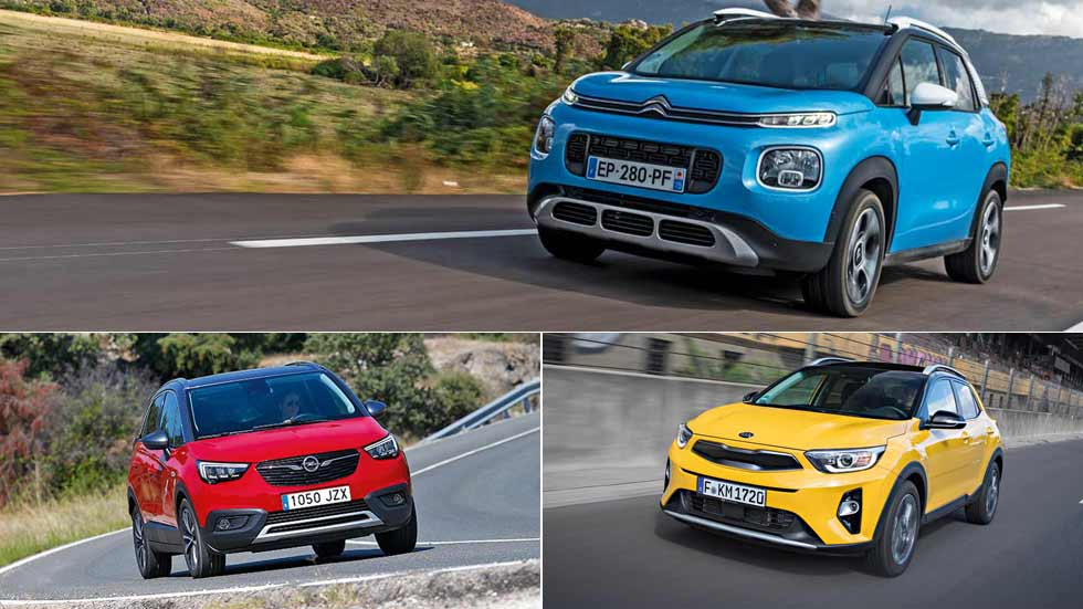 Revista Autopista 3023: a prueba los SUV C3 Aircross, Kia Stonic, Crossland X...