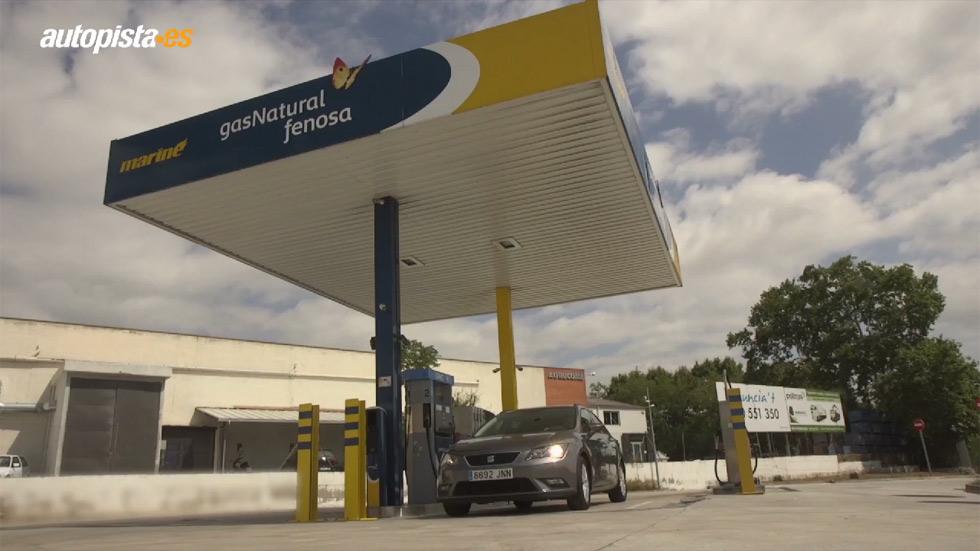 VÍDEO: Seat León TGI, así es la tecnología del Gas Natural Comprimido