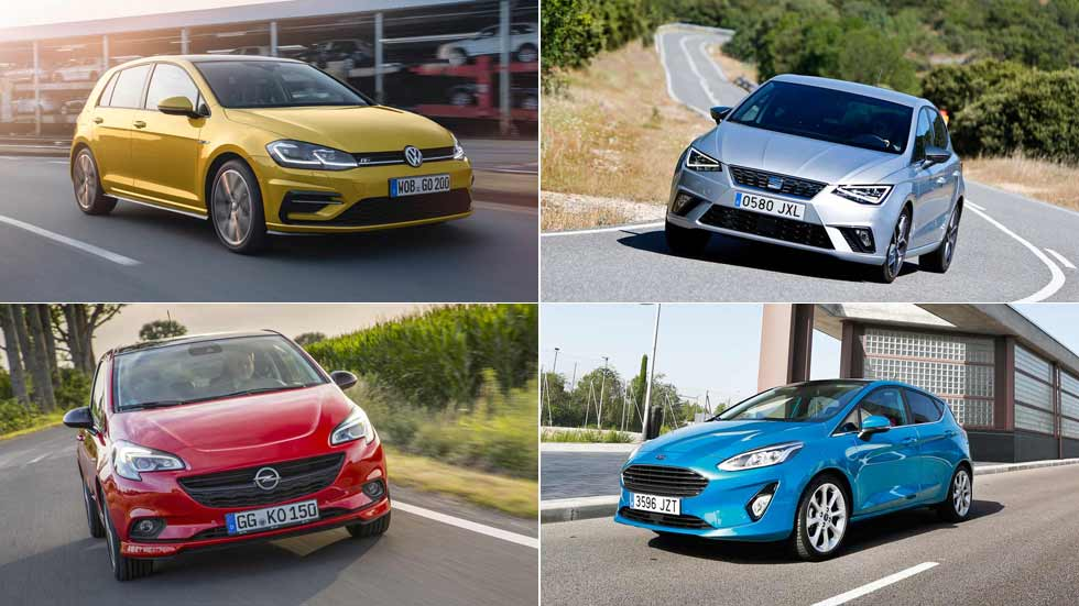 ¿Cuáles son los coches más vendidos en cada país?