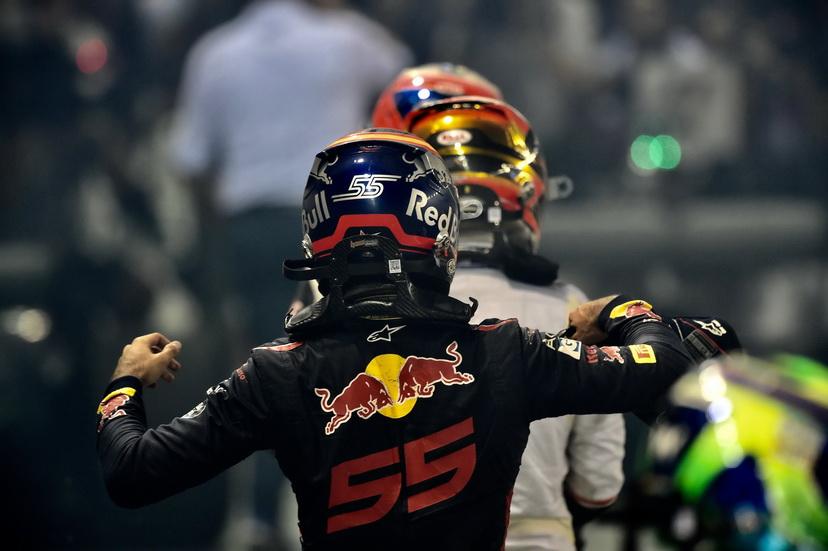 """GP de Malasia: Sainz llega a Sepang con mucha """"energía"""""""