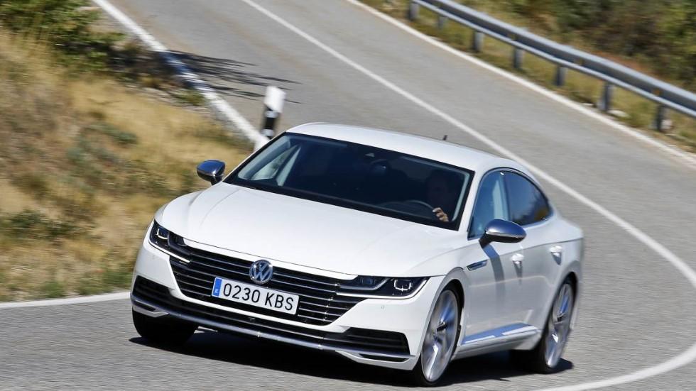 """Volkswagen Arteon 2.0 TDI: prueba al """"súper Passat"""" con todas las mediciones"""
