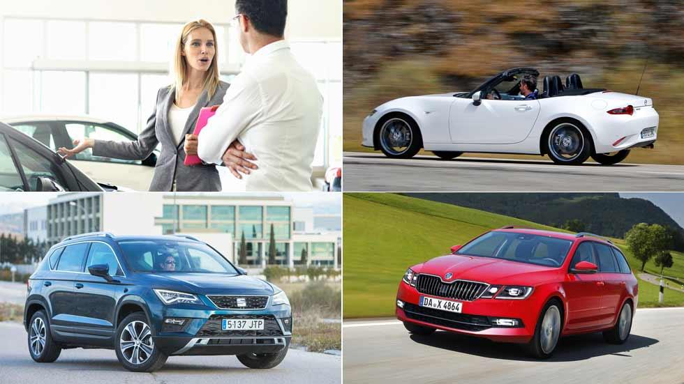 Los mejores coches y SUV para comprar por menos de 22.000 euros